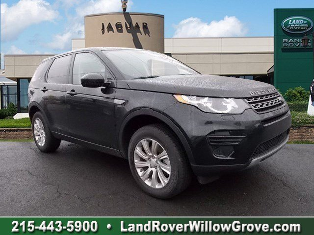 Certified Pre-Owned 2016 Land Rover Discovery Sport SE 4WD