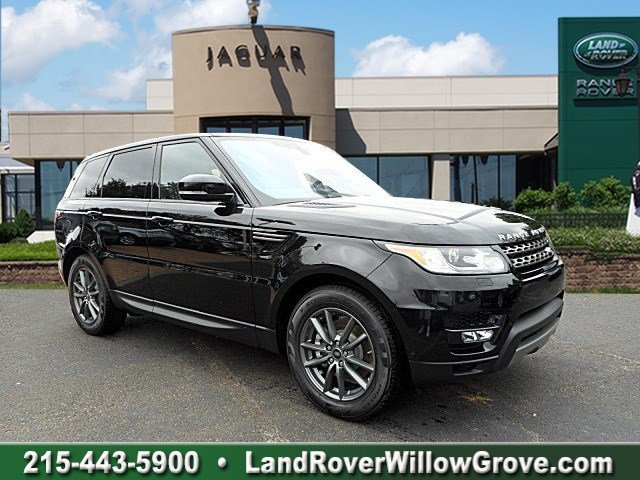 new 2017 land rover range rover sport se sport utility in willow grove r17249 land rover. Black Bedroom Furniture Sets. Home Design Ideas
